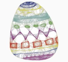 Easter Egg T Kids Clothes