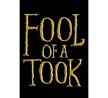 Fool of a Took Photographic Print