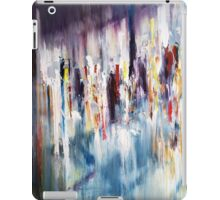 Displacement of light and colors  iPad Case/Skin
