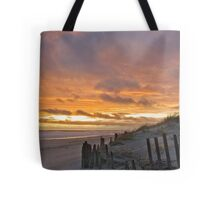 Storm Tossed Sky Tote Bag