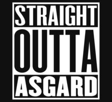 Straight Outta Asgard by beloknet