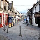 Main Street Kilsyth,Scotland,8am by Jim Wilson