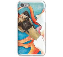 Pugs Not Drugs iPhone Case/Skin
