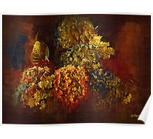 Gothic Oil Painting Poster