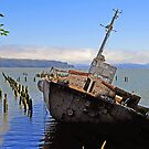 Lost  [USS Plainview AGEH-1] by Bob Hortman