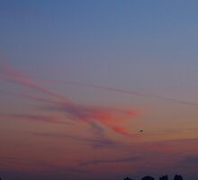 Ribbons in the sky by MarianBendeth