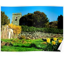 Holy Trinity Great Langdale II Poster