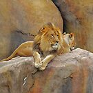 Rejected But Still King by Judith Cormeny