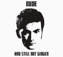 Not Ginger by Rachel Miller