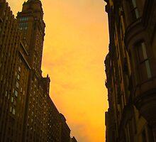City Aura by geogirl