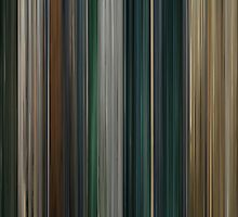 Moviebarcode: The Lord of the Rings: The Return of the King (2003) by moviebarcode