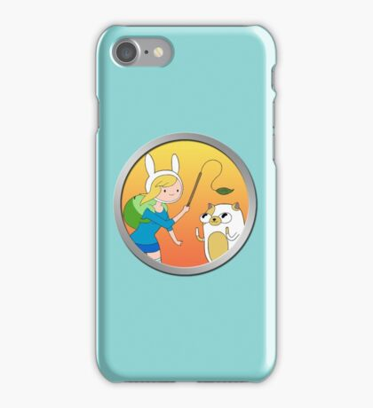Fionna & Cake iPhone Case/Skin