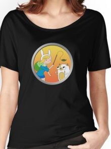 Fionna & Cake Women's Relaxed Fit T-Shirt