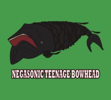 Negasonic Teenage Bowhead Kids Clothes