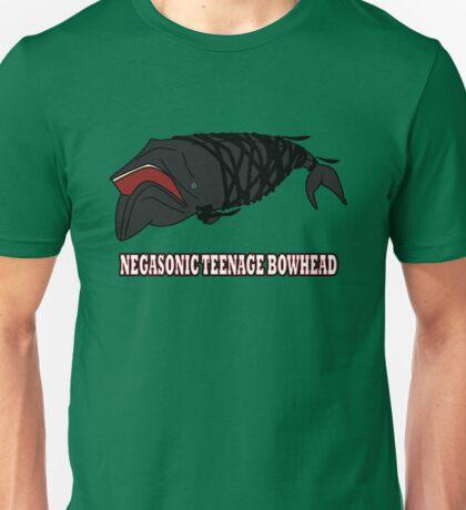 Negasonic Teenage Bowhead Unisex T-Shirt