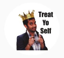 Treat Yo Self- Parks and Rec by caitlinkrose