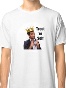 Treat Yo Self- Parks and Rec Classic T-Shirt