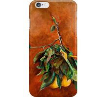 Branch of Grapefruit iPhone Case/Skin