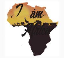 I am Africa- Book of Mormon T-Shirt