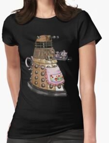 Do-you-want-some-tea ? Womens Fitted T-Shirt