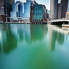 Boston Skyline by Andy Freer