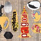 5 Objects #2 by zoe trap