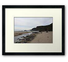 Bushranger Bay Framed Print