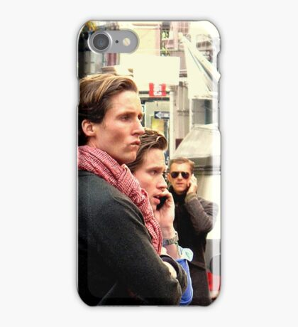 """I'm Following THEM...Yes!"" iPhone Case/Skin"