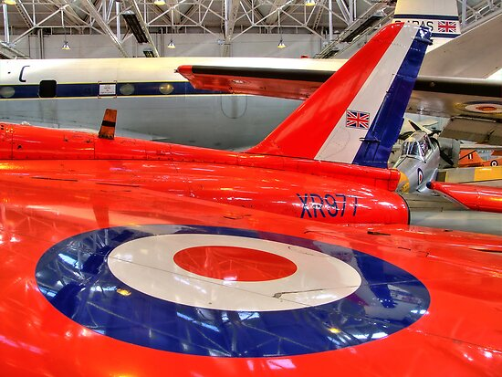 XR977 - RAF Cosford - HDR by Colin J Williams Photography