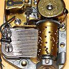 Music Box Mechanism by Glenn Cecero
