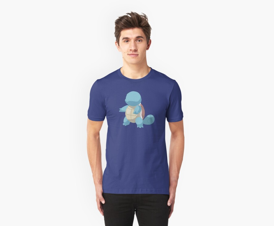 Squirtle by cluper
