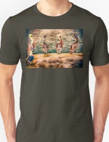 The Pelican Four Stooges T-Shirt