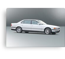 1995 BMW 740 iL Sports Sedan Canvas Print
