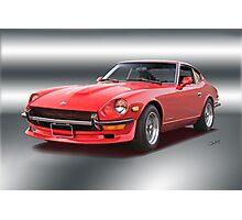 1971 Datsun 240Z Photographic Print