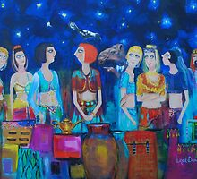 Maggies Arabian Nights by Linda Brown