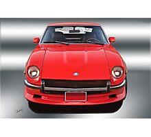 1971 Datsun 240Z VS2 Photographic Print