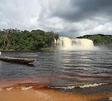 Waterfall by Milonk