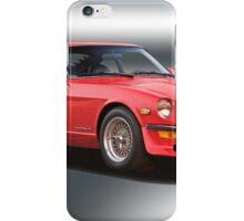 1971 Datsun 240Z VS1 iPhone Case/Skin