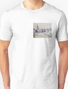 THE OFT-REPEATED DREAM - Mountain Cabin T-Shirt