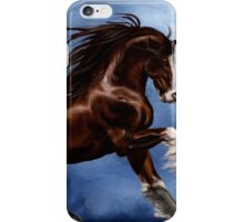 Clydesdale iPhone Case/Skin