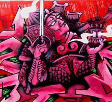 Chalmers Street Urban Art by Janie. D