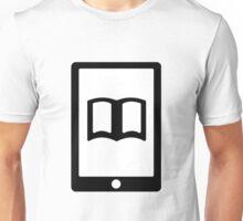 E Book Reader Unisex T-Shirt