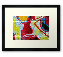 Graffiti 488 Framed Print