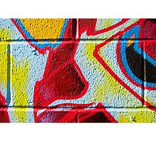 Graffiti 488 Photographic Print