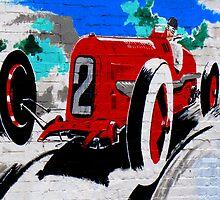 Chalmers Street Auto Repair by Janie. D