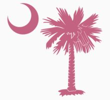 Pink Palmetto Moon by PalmettoTrading