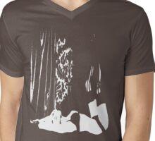 pin up Mens V-Neck T-Shirt
