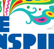 Be Inspired Sticker