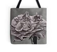 """ Renaissance Rose "" Tote Bag"