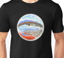 Landscape in a Ball Unisex T-Shirt